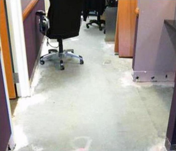 Commercial Water Damage Restoration In Mount Pleasant After