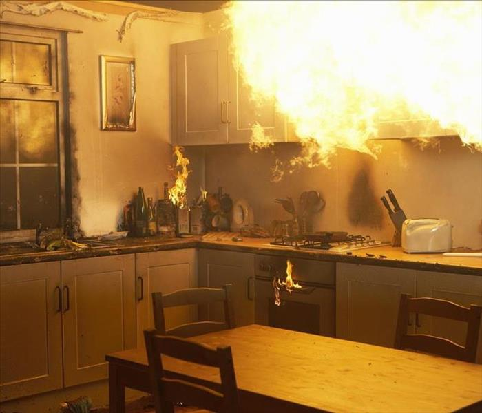 Fire Damage Call Our Certified Technicians To Handle Your Columbia Fire Damage Restoration