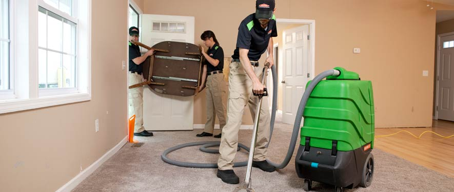 Columbia, TN residential restoration cleaning